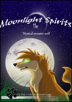MoonLight Spirits cover 1 by icelion87