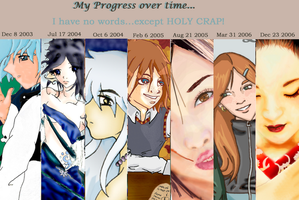 My Progress by Nar-Amarth