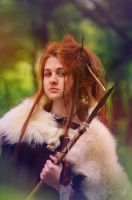 Ygritte. by inSOLense
