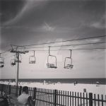 Insta Boardwalk  Ski Lift by canona2200