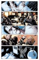 Punisher in the Blood page 1 by MiCk1977