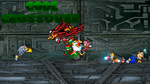 Sprite series Code crossover, Metal Knuckles by scott910