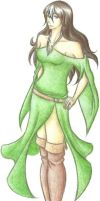 Lunea for kingofthedededes73 by awildchelseaappeared
