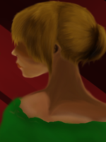 Girl in Photoshop by woodentoken
