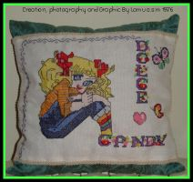Cross Stitch   Candy Candy by lamu1976