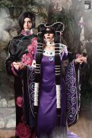 Medusa and Count D by Ryoko-demon