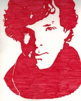 Sherlock in Shadow by BarefootButtercup