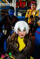 X-Men Cosplay by MyBloodyDeadZombie