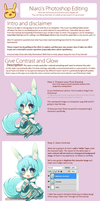 Tutorial: Niaro's Photoshop Editing [Glow] by niaro