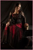 gothic stock by Eve-VelvetRose