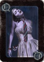 13Ghosts- The Bound Woman by Kharnage