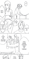 Fullmetal Alchemist: Brotherhood Omake- Uniform by Perfectlykawaii93