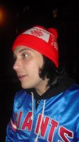 frank iero signing 2 by MCRomantical