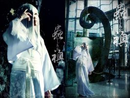 Cosplay : Nui -Mushishi- by Zeasonal