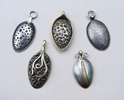 Spoon pendants 2 by Astalo
