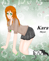 Kara Meyer by daddysgirl554