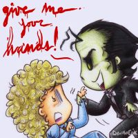 Give Me Your Hands by DarthxErik