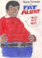 Fat Albert Poster by KessieLou
