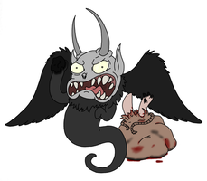 IT'S KRAMPUS TIME by RWforever