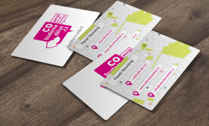 Business cards of experience website 1 by petrsimcik