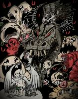 The Binding of Isaac by CoyChimera