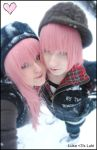 .:Vocaloid: sister:complex:. by CatZombie