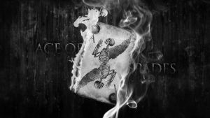 ace of spades by silster