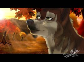 Autumn by WickedSpecter