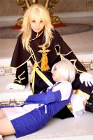 Pandora Hearts: Vincent Echo by krishinya