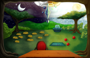 The nursery for my Future Site by kristhasirah