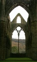 Tintern Abbey 12 - Stock by OghamMoon