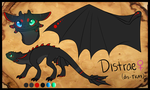 HTTYD - Distrae - Reference by Dredorida