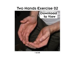 Two Hands Exercise 02 by CaliforniaClipper