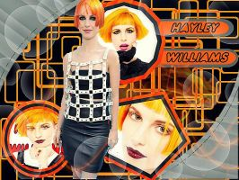 Wallpaper/ Hayle Williams by MarciAlexandra14
