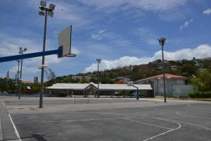 Middle School to Carbet city in Martinique by A1Z2E3R