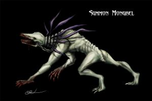 Diablo 3 - Summon  Mongrel by bloodlore