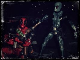 Double Deadpool Mode Unlocked by PsychosisEvermore