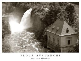 Flour Avalanche by cezars