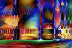 Party Hall by titiavanbeugen