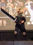 Cosplay: Cloud with Sword by Dashykins