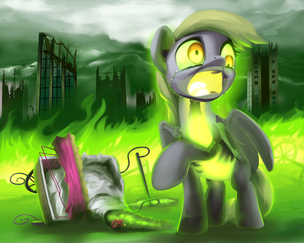 Derpy Deliveries Act 2 Part 7 by MoonlitBrush