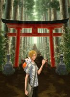 Natsume by WhisperingSoul