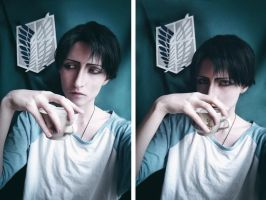 Teatime - Snk cosplay by Jiosan