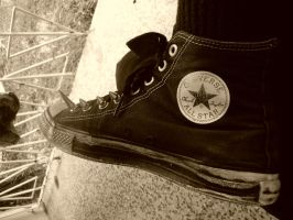 Converse All Star by spitfire264