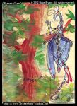 ACEO Prayer Customized 001 by halfbreed