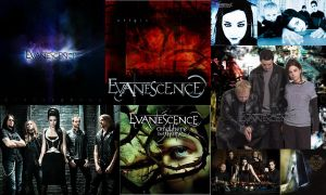 Evanescence Over the Years by ForeverFallen16