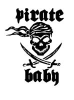 Pirate Baby by rihosk