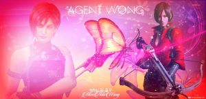 Agent Wong by MissAdaWong
