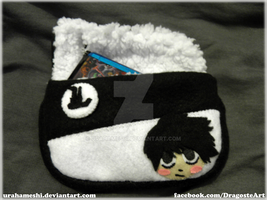 L From Death Note Regular 3DS Pouch by UraHameshi