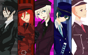 The Sexies, OMG .:CLOSED COLLAB:. by Xella-15